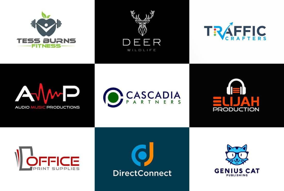 custom logo design, custom logo, logo design,